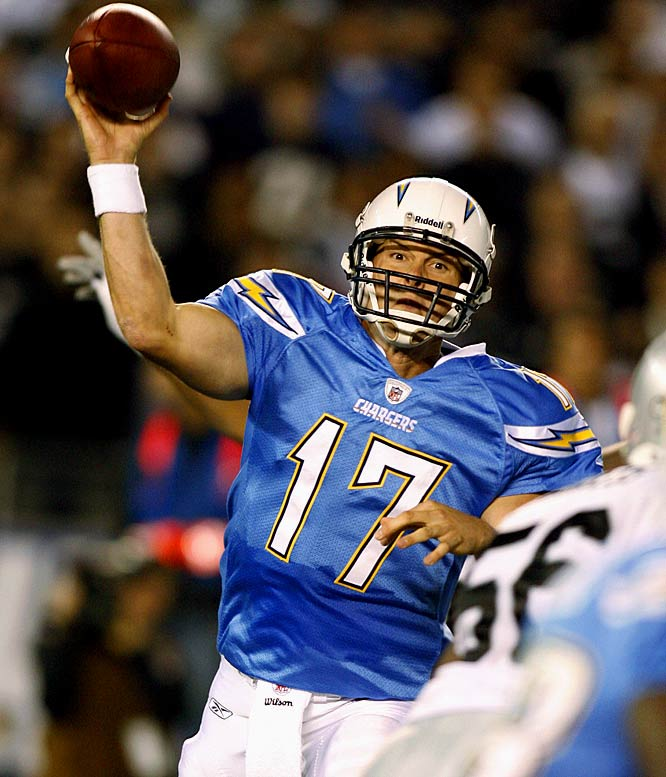 San Diego Chargers Espn: Philip Rivers, ESPN, And Life